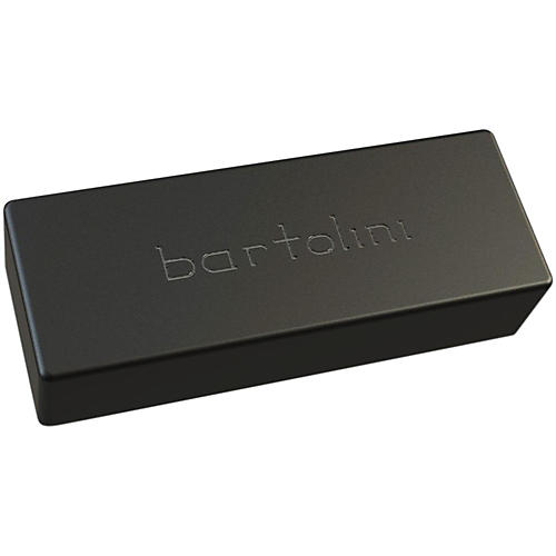 Bartolini BRPCF4CBC-T Classic Bass CF Soapbar Dual Coil Bridge 4-String Bass Pickup thumbnail