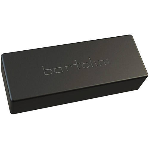 Bartolini BRPCF5CBC-T Classic Bass CF Soapbar Dual Coil Bridge 5-String Bass Pickup thumbnail