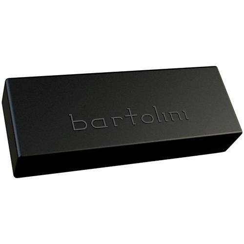 Bartolini BRPXXM46C-T Original M4 Soapbar Quad Coil Bridge 6-String Bass Pickup thumbnail