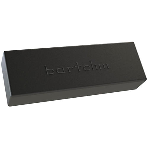Bartolini BRPXXM56M-T Original M5 Soapbar Split Coil Bridge 6-String Bass Pickup thumbnail