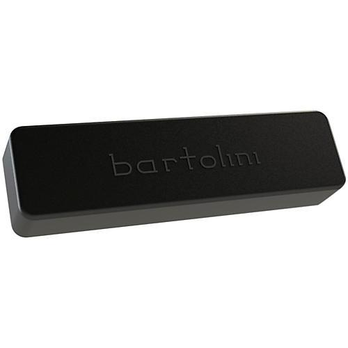 Bartolini BRPXXP46M-B Original P4 Soapbar Split Coil Neck 6-String Bass Pickup thumbnail