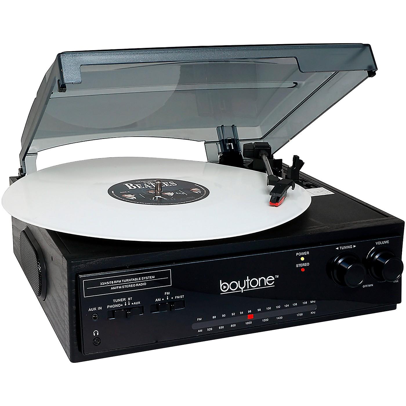 Boytone BT-13B Multimedia Audio System With Bluetooth thumbnail