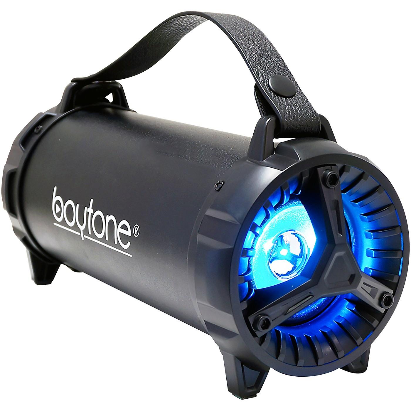 Boytone BT-40 Portable Bluetooth Hi-Fi Cylinder Speaker thumbnail