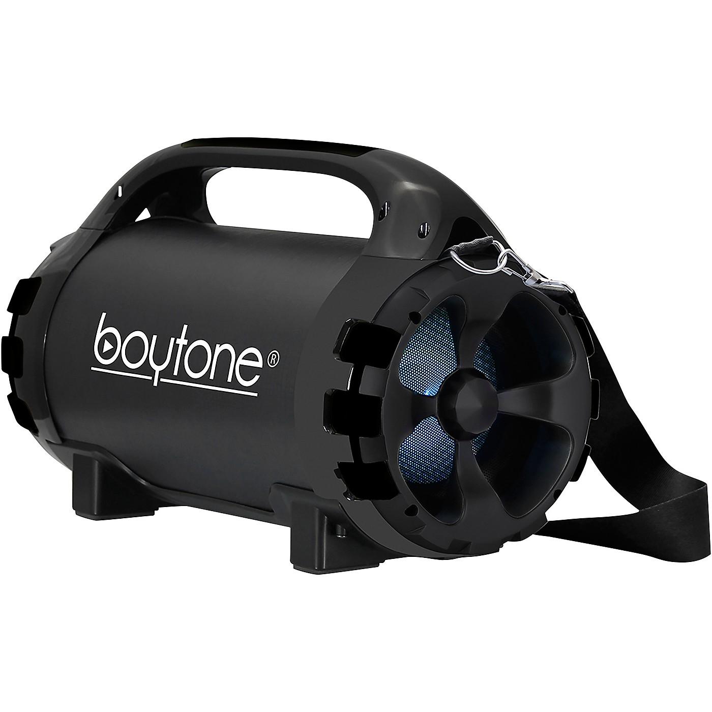 Boytone BT-46 Portable Bluetooth Hi-Fi Cylinder Speaker thumbnail