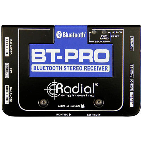 Radial Engineering BT-Pro Bluetooth Direct Box thumbnail