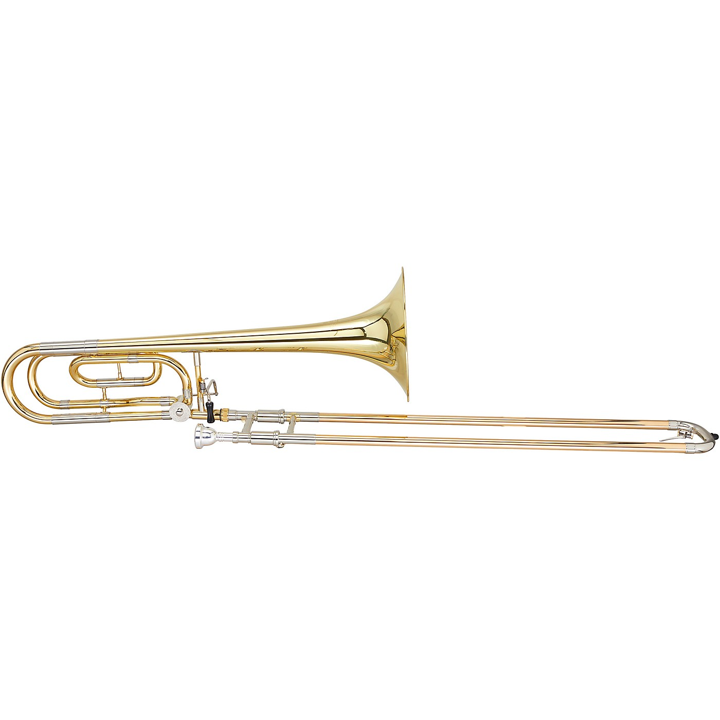 Blessing BTB1488 Performance Series Bb/F Large Bore Rotor Trombone Outfit with Closed Wrap thumbnail