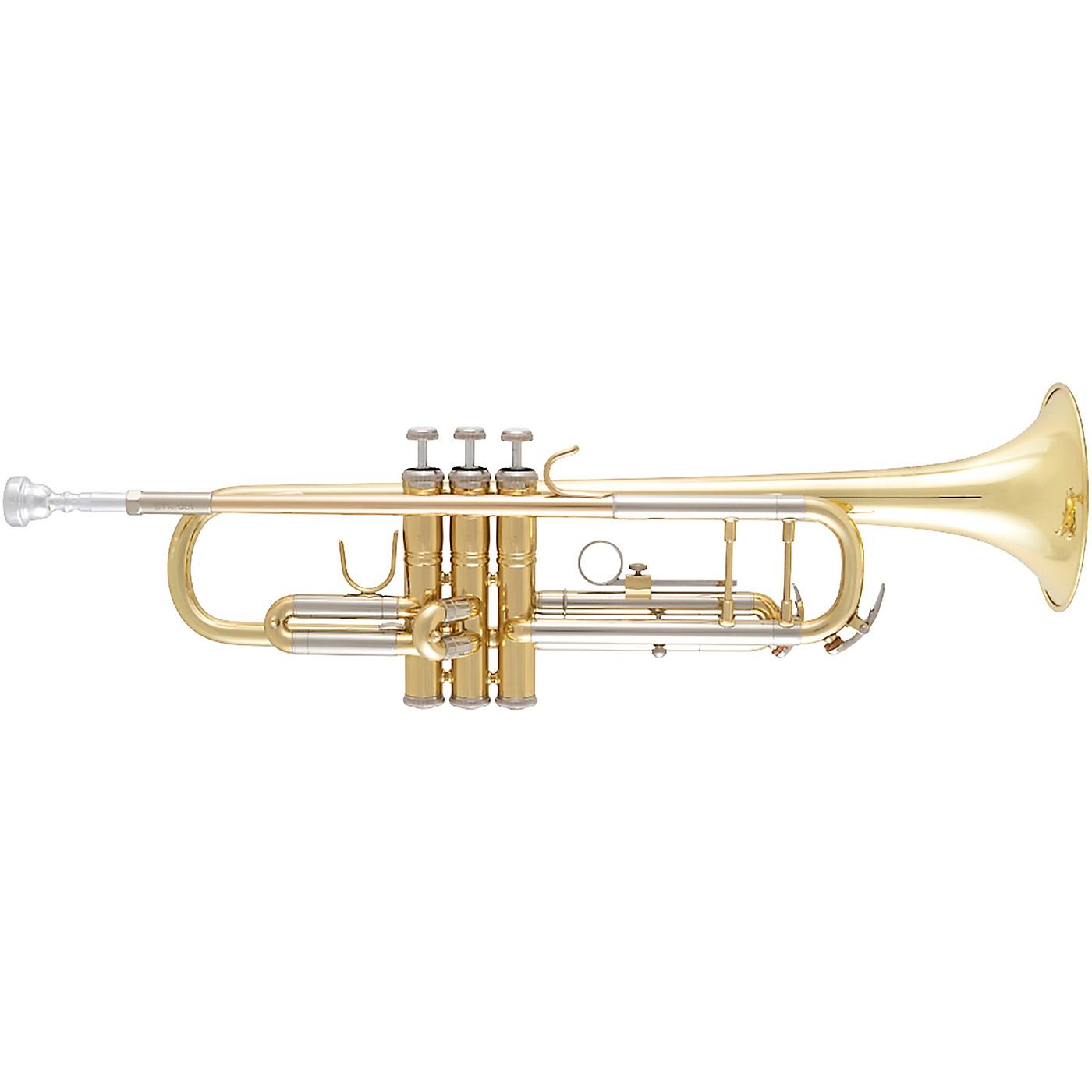 Bach BTR301 USA Student Series Bb Trumpet thumbnail