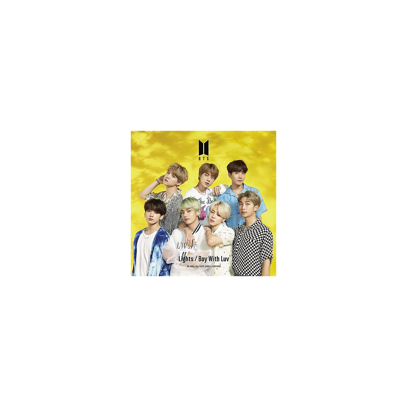 Alliance BTS - Lights / Boy With Luv (CD) thumbnail