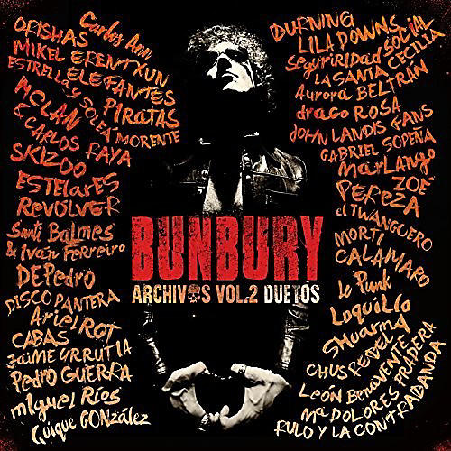 Alliance BUNBURY - Archivos Vol 2: Duetos thumbnail