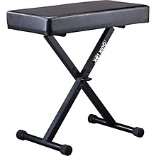 Quik-Lok BX-14 Padded Keyboard Bench