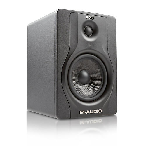 M-Audio BX5 Carbon Black Studio Monitor (Each) thumbnail