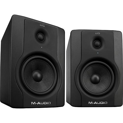 M-Audio BX5 D2 Studio Monitors thumbnail