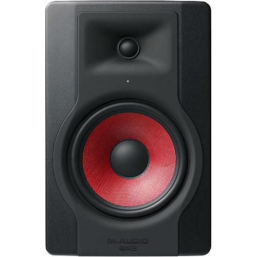 M-Audio BX8 D3 Crimson Powered Studio Reference Monitor thumbnail