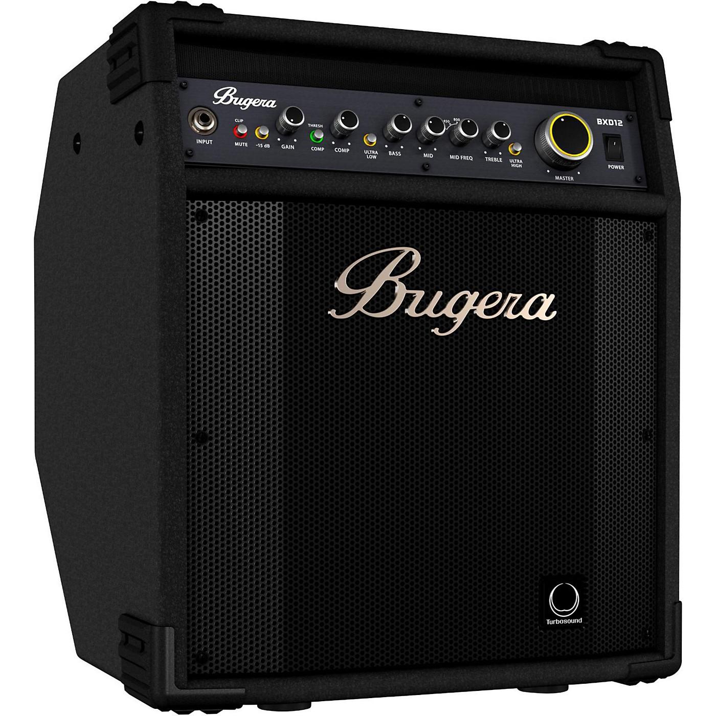 Bugera BXD12 1,000W 1x12 Bass Combo Amplifier thumbnail