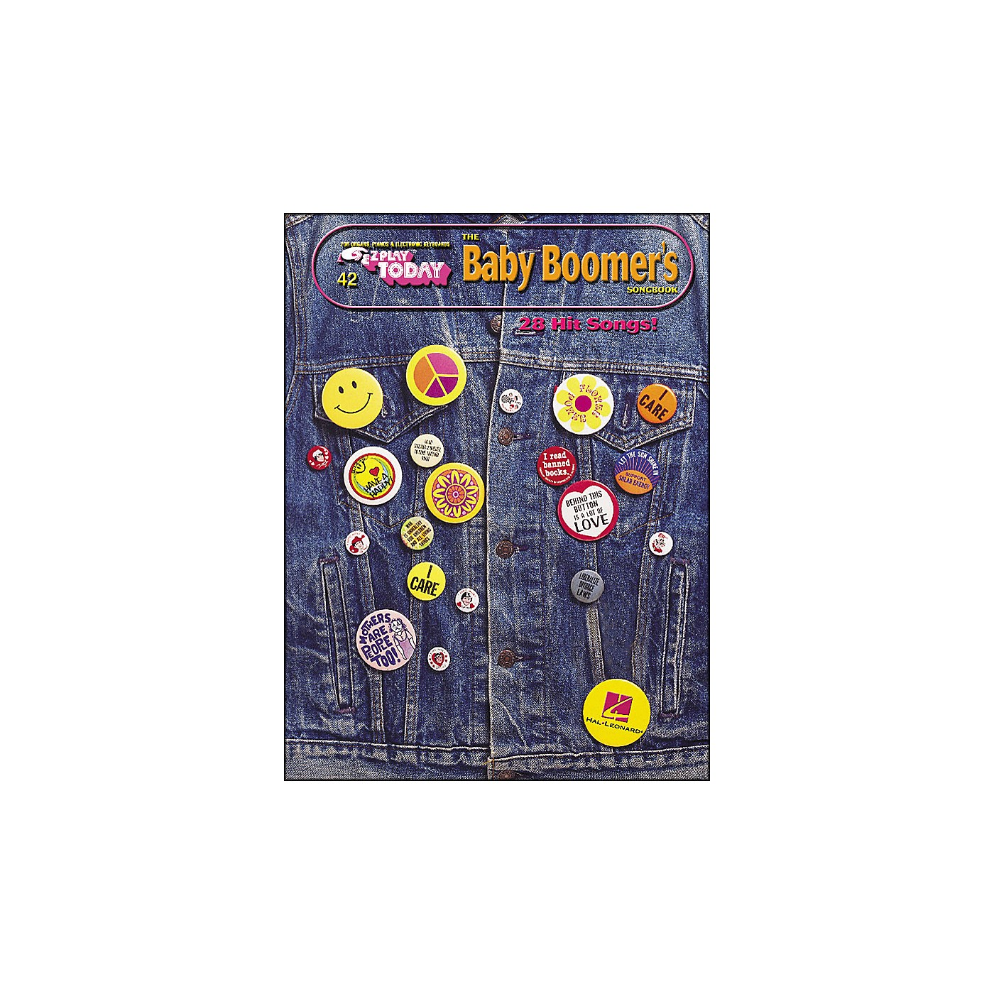 Hal Leonard Baby Boomers Songbook E-Z Play 42 thumbnail