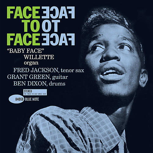 Alliance Baby Face Willette - Baby Face thumbnail
