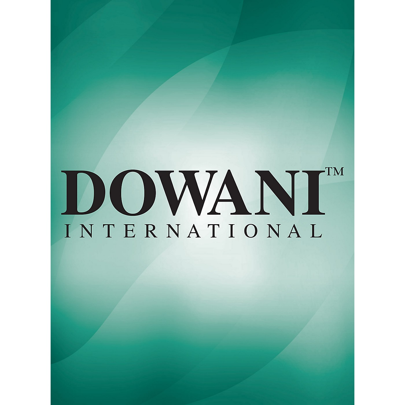 Dowani Editions Bach: Concerto for Piano, Strings and Basso Continuo BWV 1056 in F Minor Dowani Book/CD Softcover with CD thumbnail