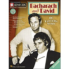 Hal Leonard Bacharach & David Jazz Play -Along Volume 123 Book/CD