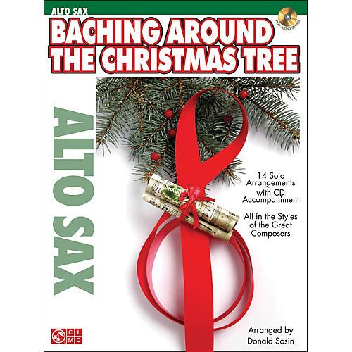 Cherry Lane Baching Around The Christmas Tree (Alto Sax) Book/CD thumbnail