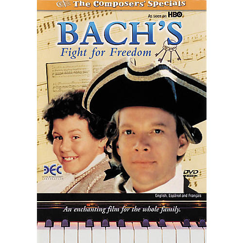Devine Entertainment Bach's Fight for Freedom (DVD) thumbnail