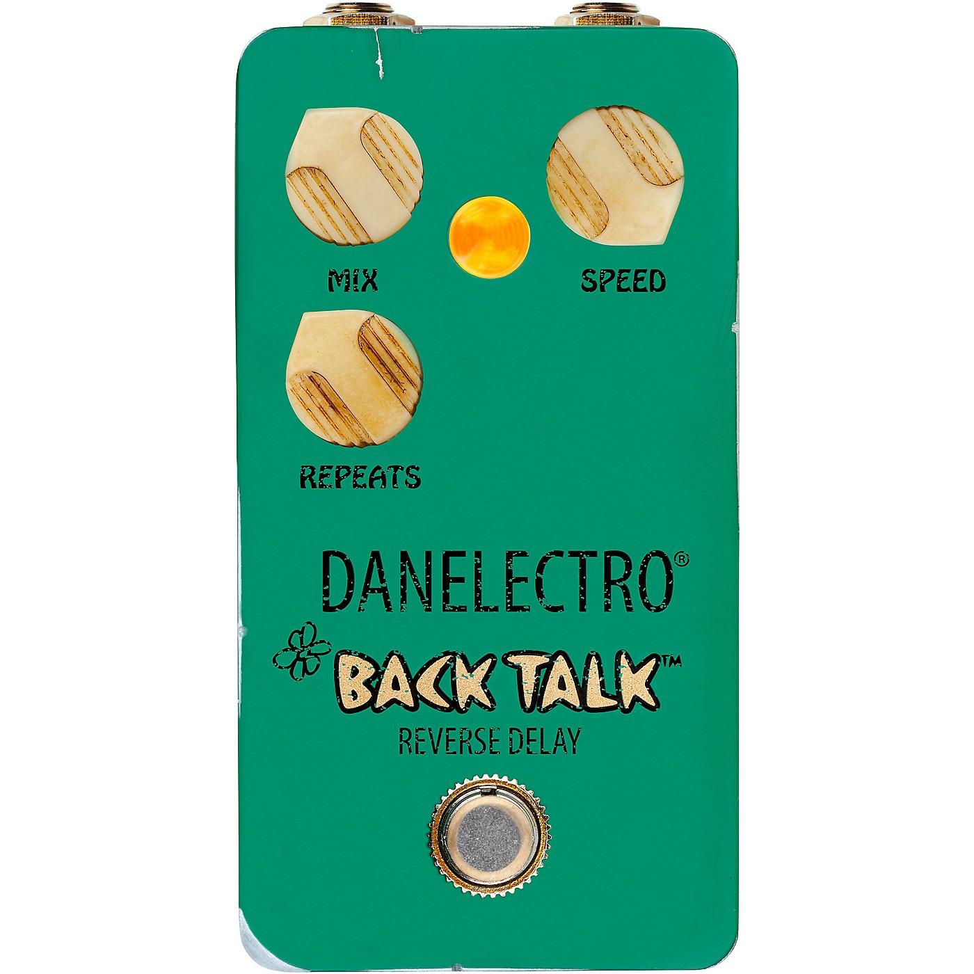 Danelectro Back Talk Reverse Delay Pedal thumbnail