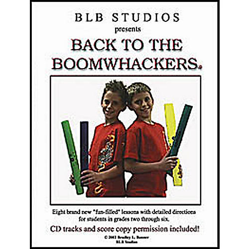 Rhythm Band Back To The Boomwhackers Book thumbnail