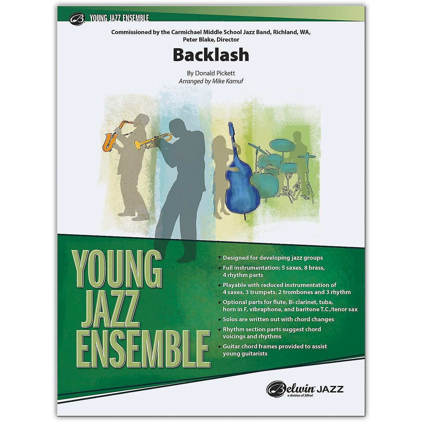 BELWIN Backlash Conductor Score 2 (Medium Easy) thumbnail