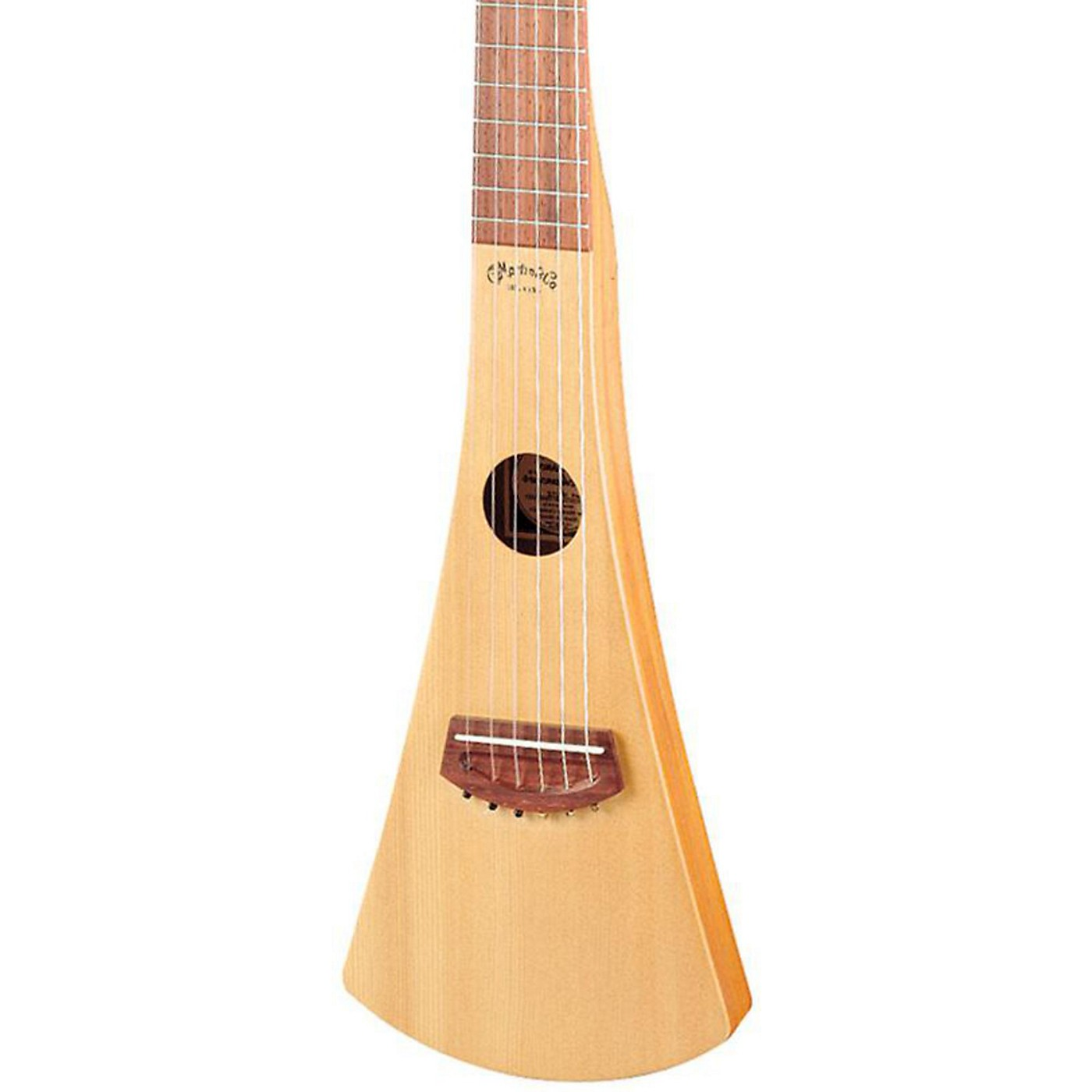 Martin Backpacker Nylon String Left-Handed Acoustic Guitar thumbnail