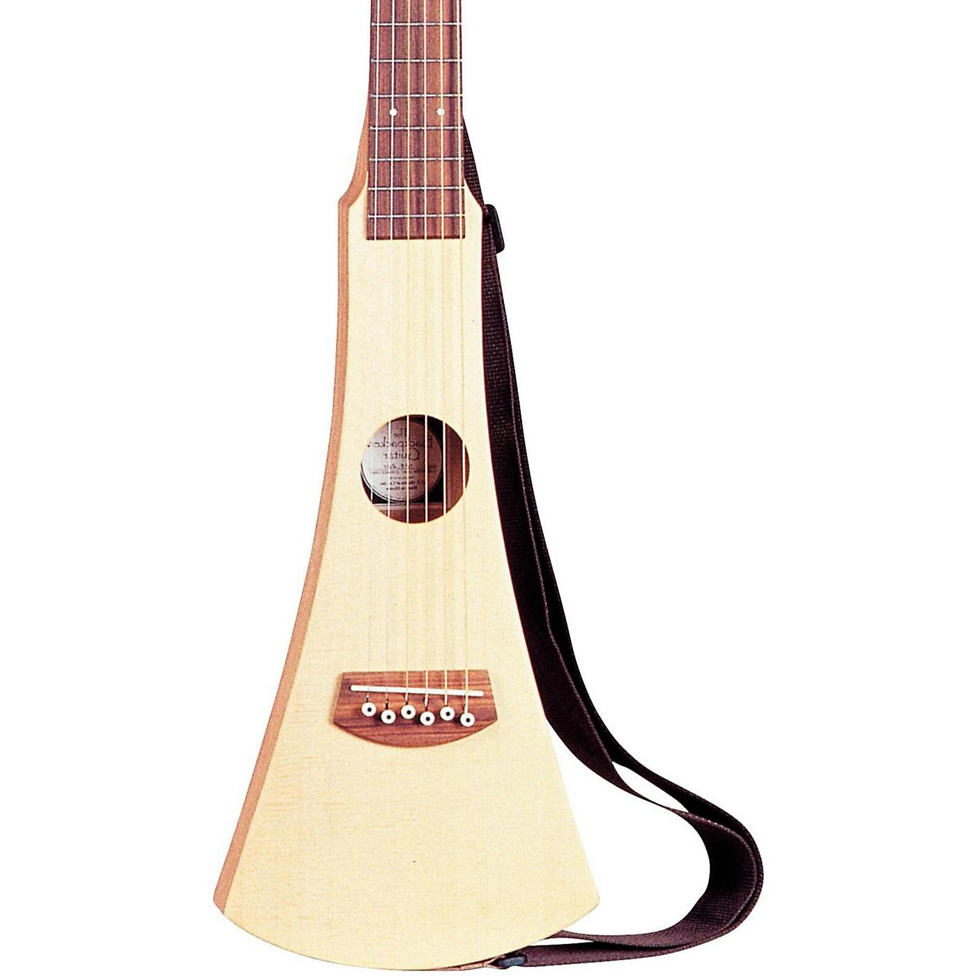 Martin Backpacker Steel String Left-Handed Acoustic Guitar thumbnail