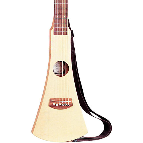 Martin Backpacker Steel String Left-Handed Acoustic Guitar thumbnail