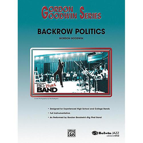 BELWIN Backrow Politics Grade 5 (Advanced / Difficult) thumbnail