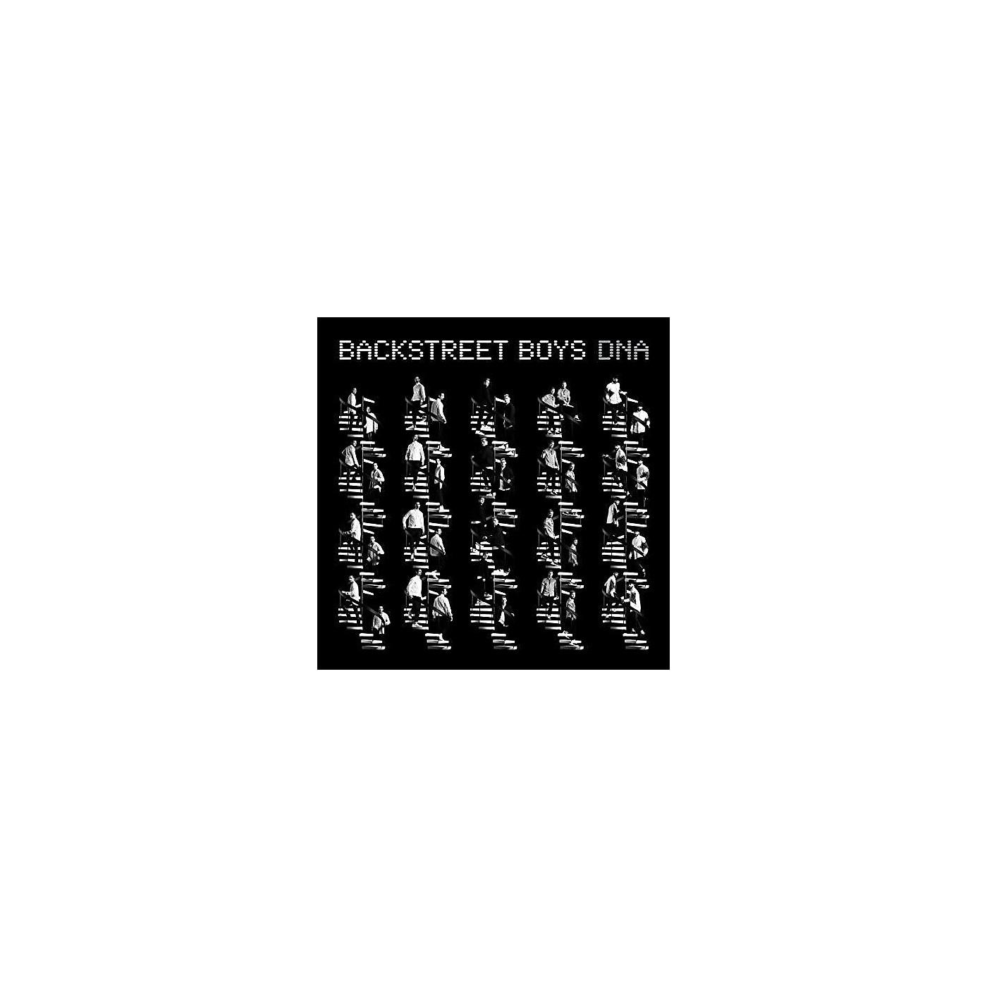 Alliance Backstreet Boys - DNA thumbnail