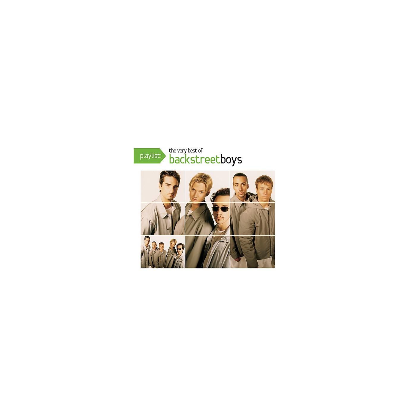 Alliance Backstreet Boys - Playlist: Very Best of (CD) thumbnail