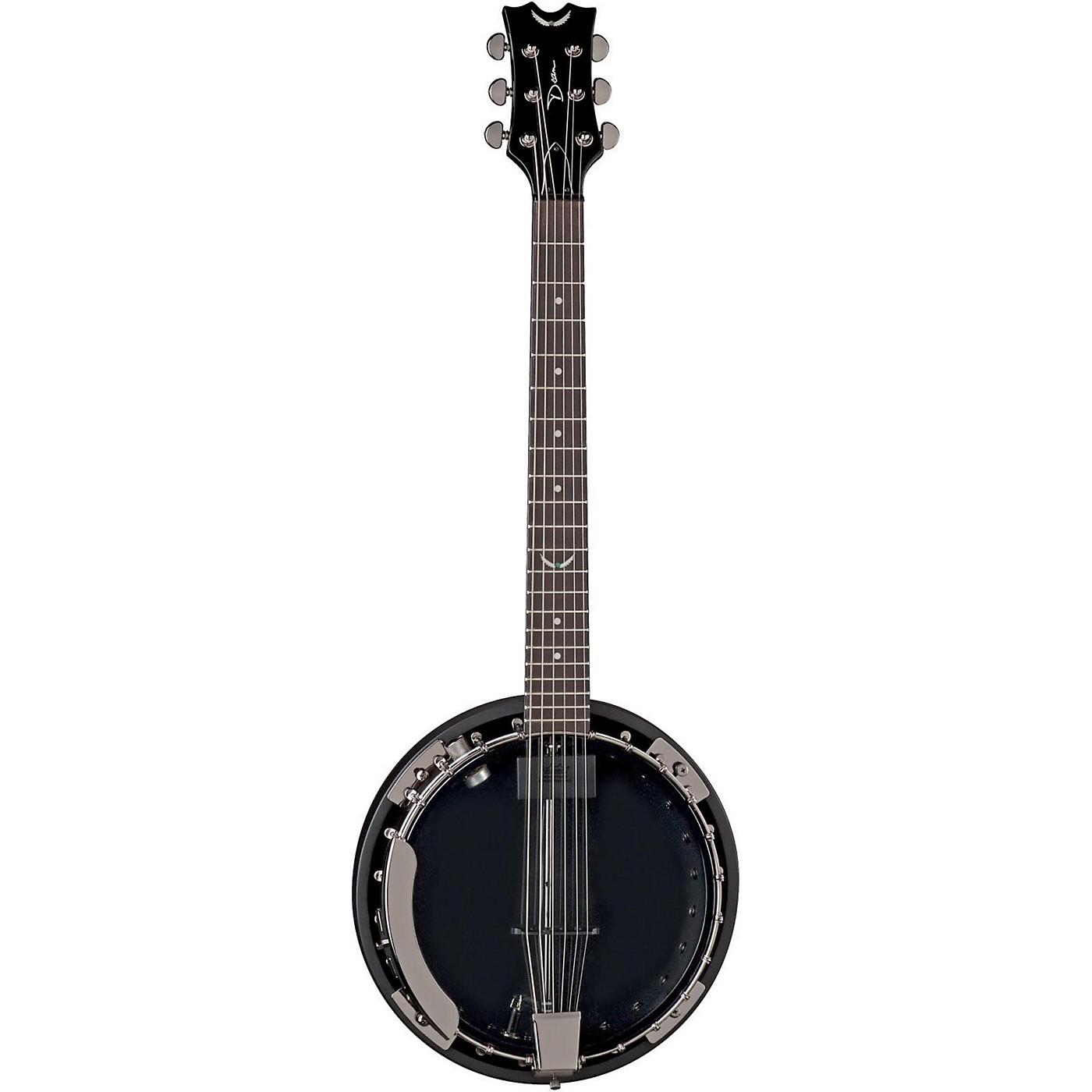 Dean Backwoods 6 Banjo with Pickup thumbnail