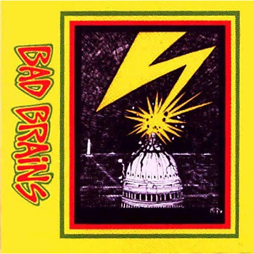 Alliance Bad Brains - Bad Brains (Colors Available: Black / Yellow / Red) thumbnail