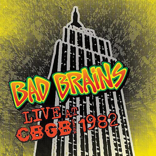 Alliance Bad Brains - Live CBGB 1982 [Limited Edition] [Colored Vinyl] thumbnail