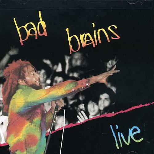 Alliance Bad Brains - Live thumbnail