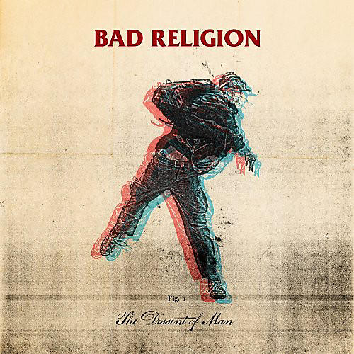 Alliance Bad Religion - The Dissent Of Man thumbnail