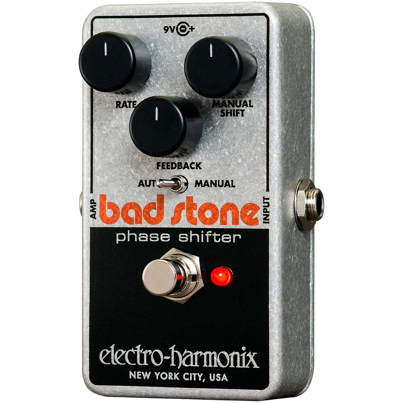 Electro-Harmonix Bad Stone Phase Shifter Guitar Effects Pedal thumbnail