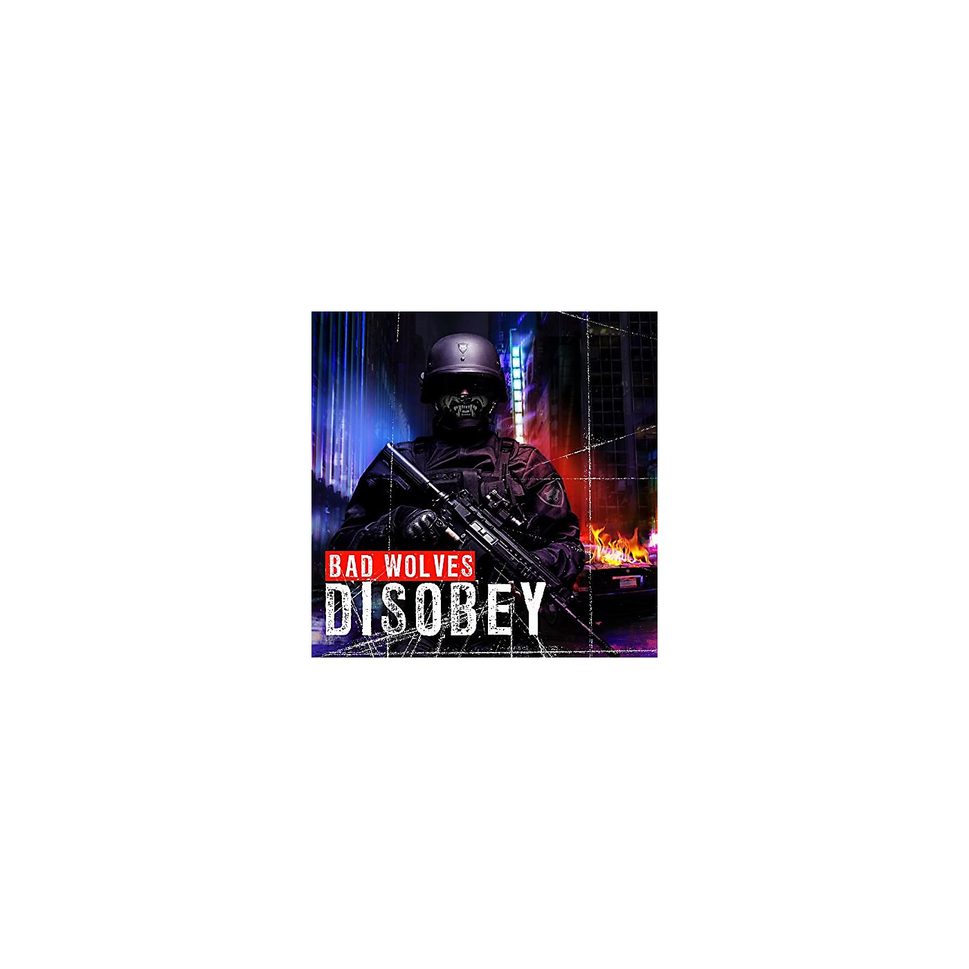 Alliance Bad Wolves - Disobey (CD) thumbnail