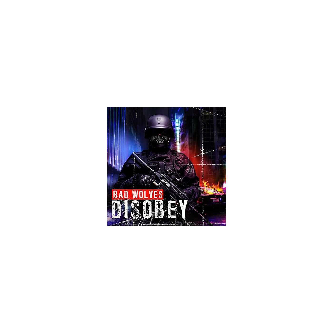 Alliance Bad Wolves - Disobey thumbnail