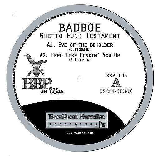 Alliance BadboE - Ghetto Funk Testament thumbnail