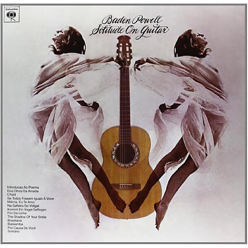 Alliance Baden Powell - Solitude on Guitar thumbnail