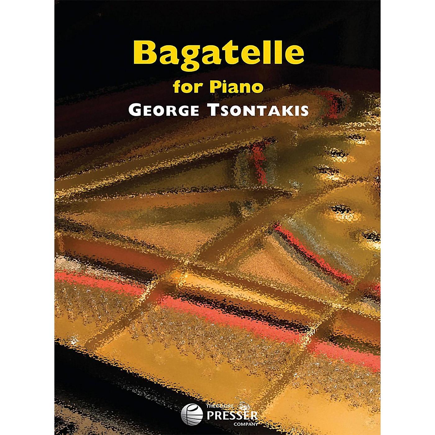 Carl Fischer Bagatelle - Piano thumbnail