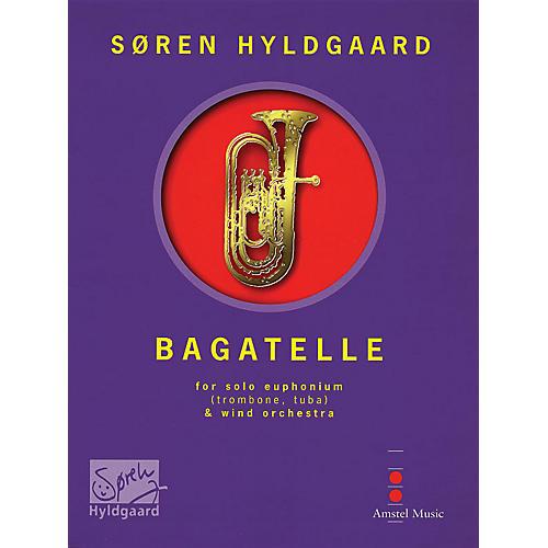 De Haske Music Bagatelle (for Euphonium & Wind Orchestra) (Score & Parts) Concert Band Composed by Soren Hyldgaard thumbnail