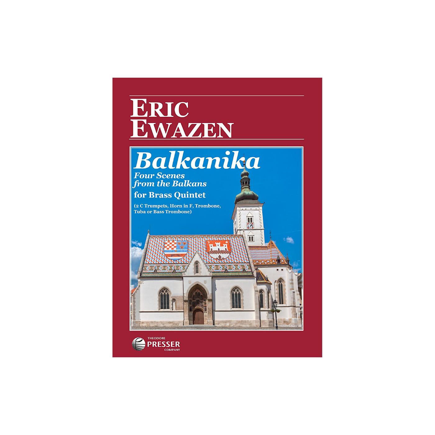 Theodore Presser Balkanika (Book + Sheet Music) thumbnail