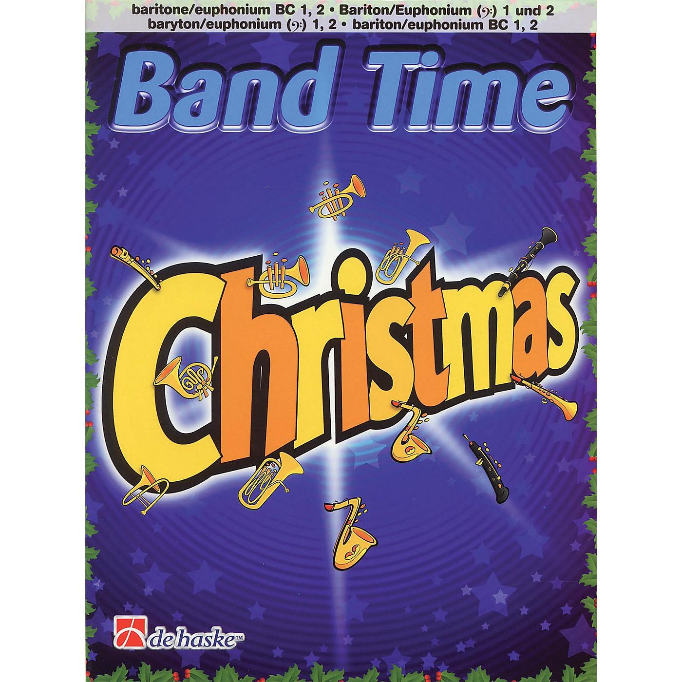 De Haske Music Band Time Christmas De Haske Play-Along Book Series Softcover Arranged by Robert van Beringen thumbnail