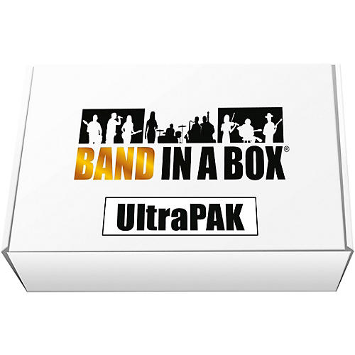 PG Music Band-in-a-Box 2018 UltraPAK Software Download (Mac) thumbnail