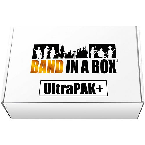 PG Music Band-in-a-Box 2019 UltraPAK+ [Win Download] thumbnail