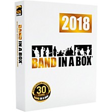 PG Music Band-in-a-Box Pro 2018 [MAC DVD-ROM]